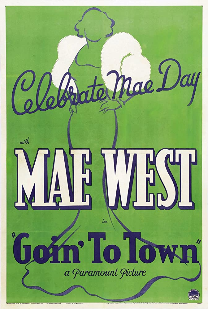 Goin' to Town (1935)