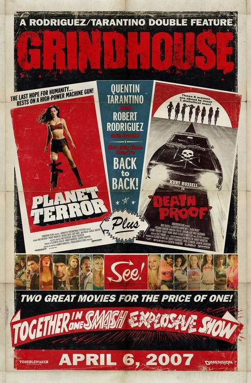 Grindhouse (2007)