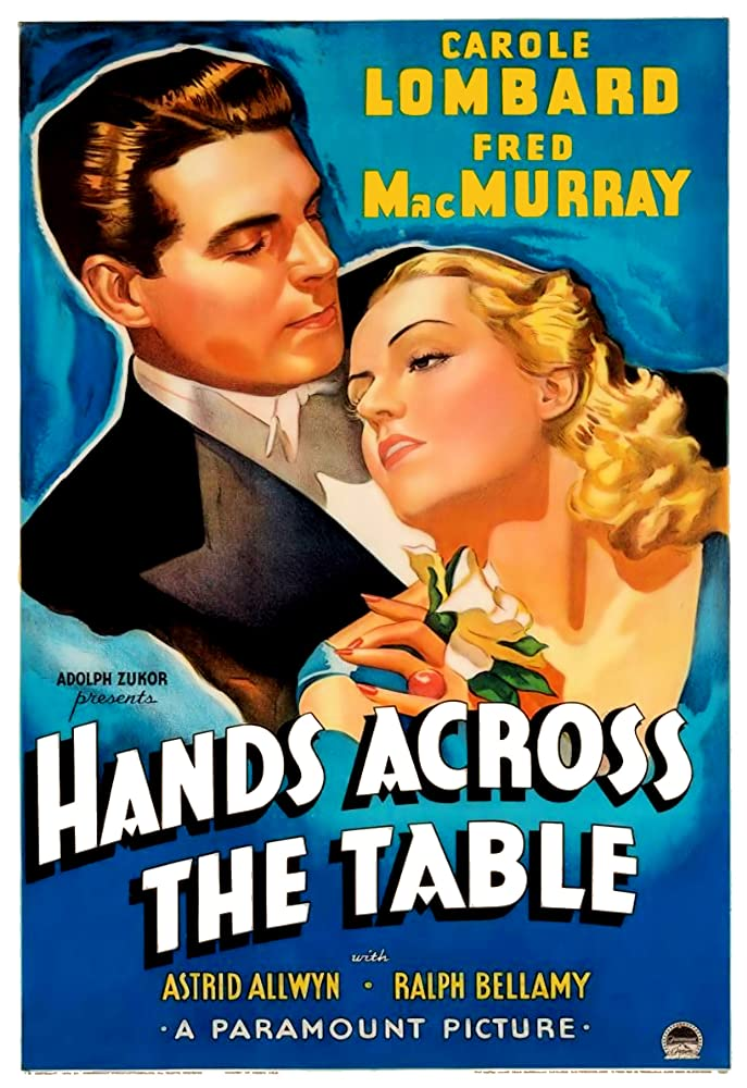 Hands Across the Table (1935)