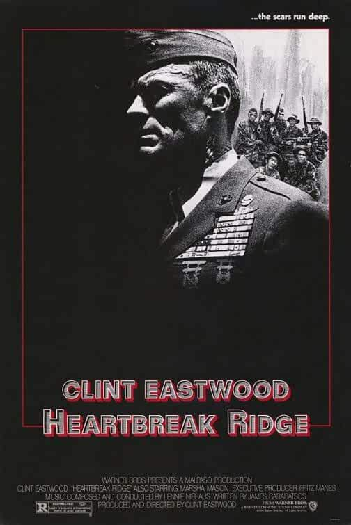 Heartbreak Ridge (1986)