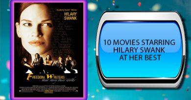 Hilary Swank