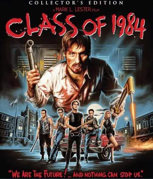 History Repeats Itself: Class of 1984 (2015)