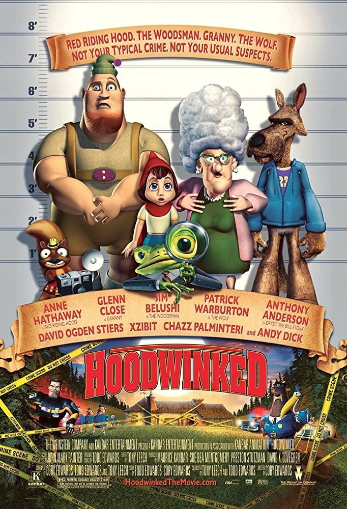 Hoodwinked! (2005)