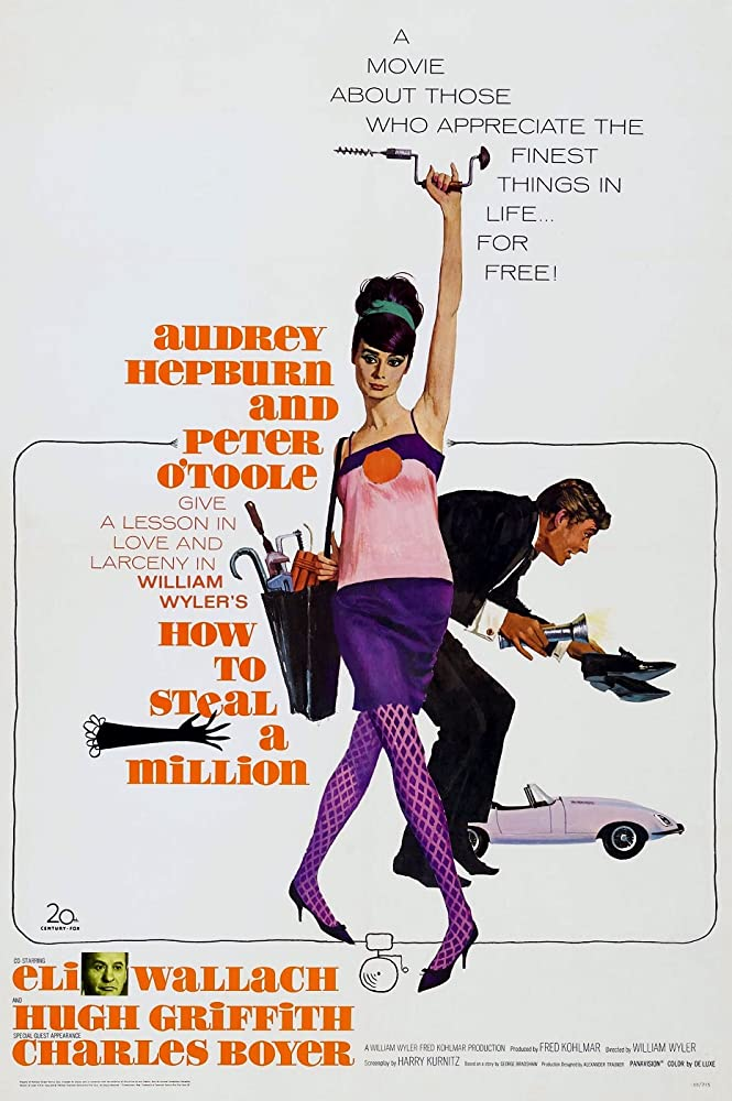 How to Steal a Million (1966)