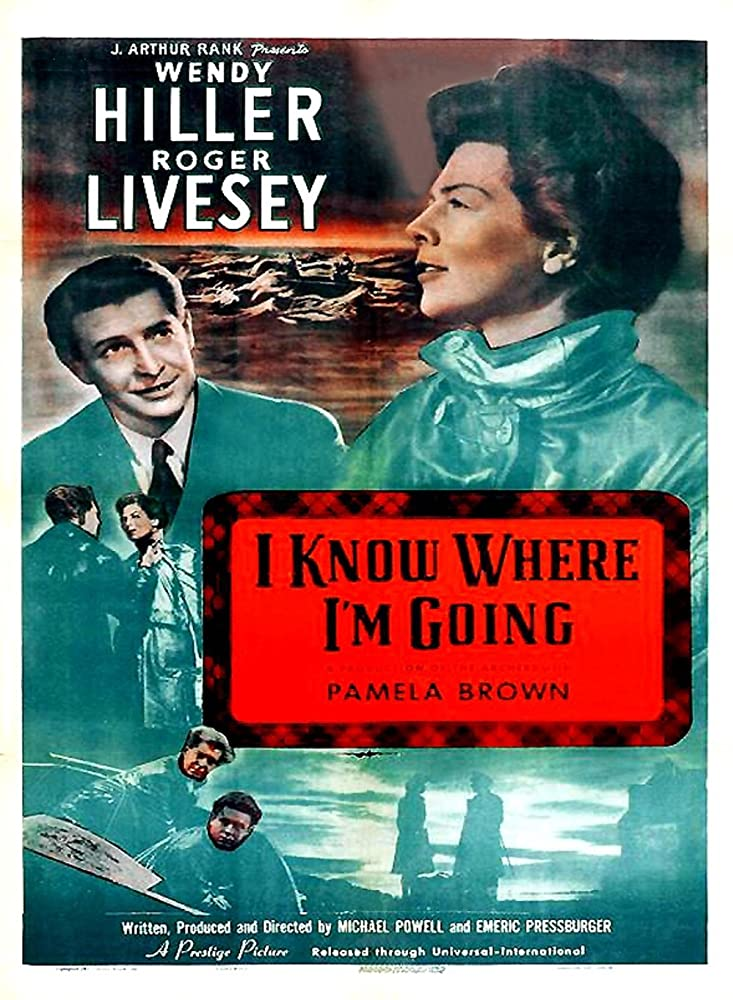 I Know Where I'm Going! (1945)