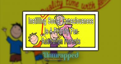 Instilling Social Consciousness Is A Priority For Australian Parents