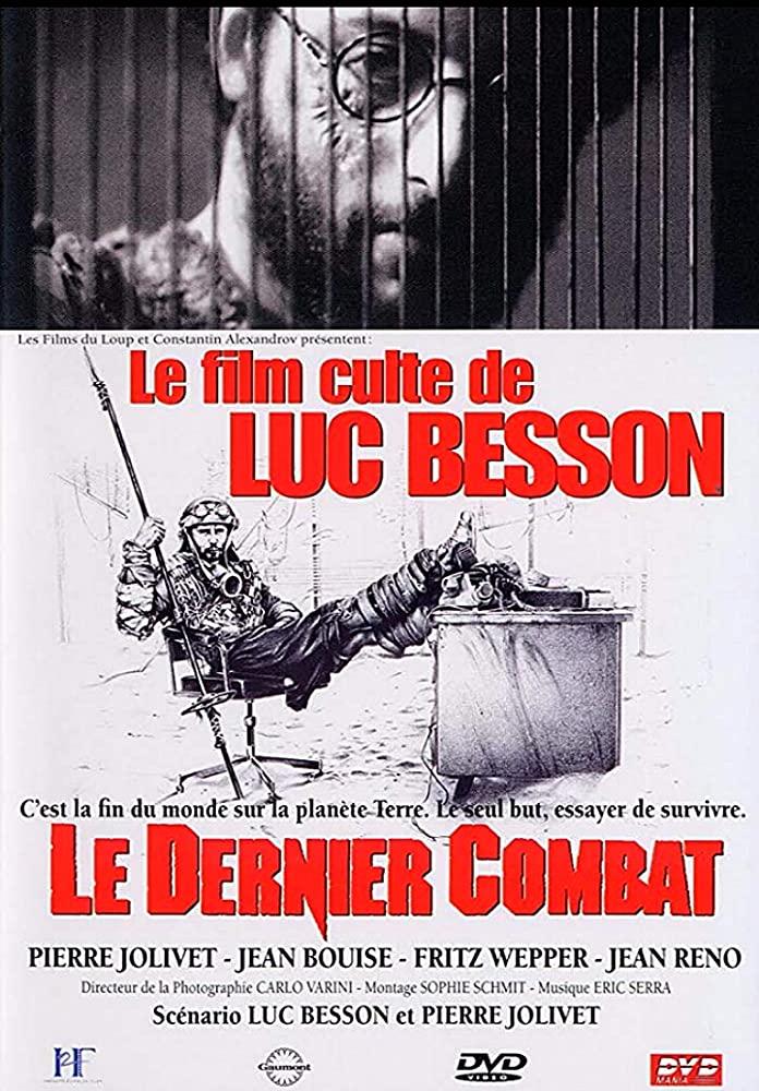 Le Dernier Combat (The Last Battle) (1983)