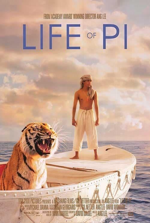 Life of Pi (2012)
