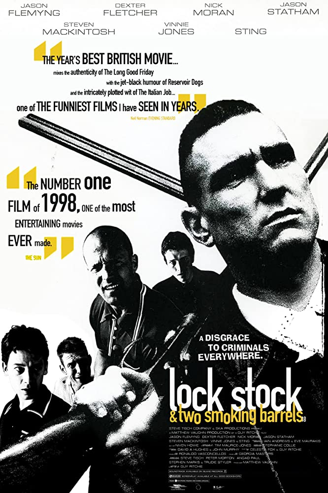 ock, Stock and Two Smoking Barrels (1998)