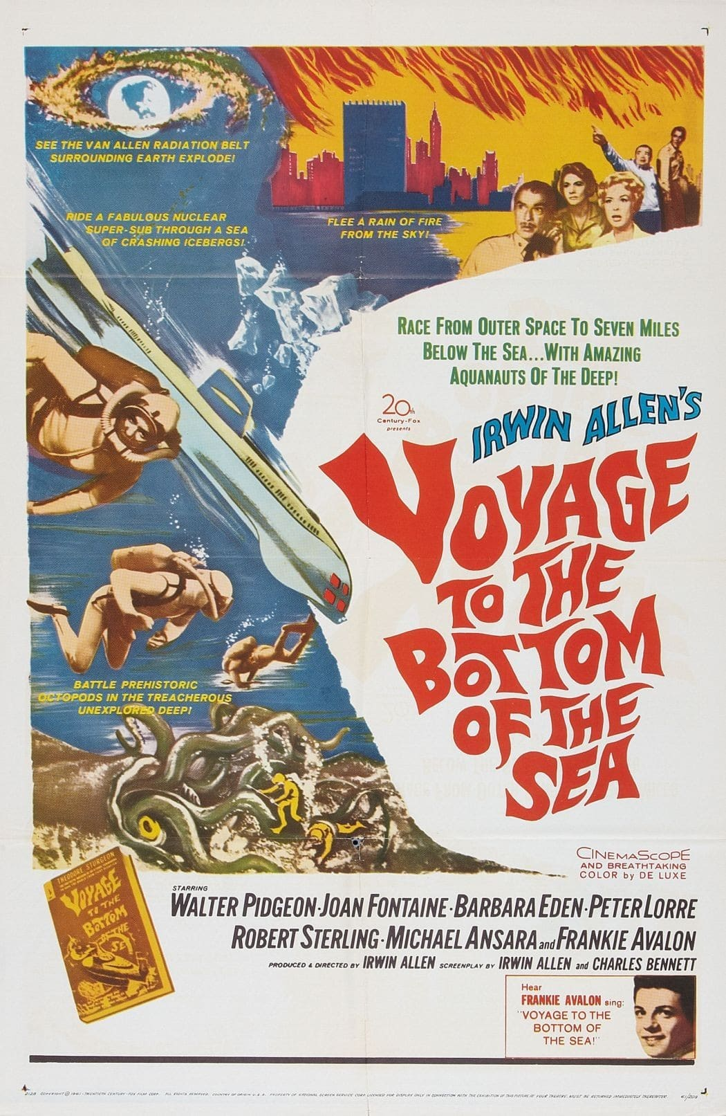 Voyage to the Bottom of the Sea (1961)
