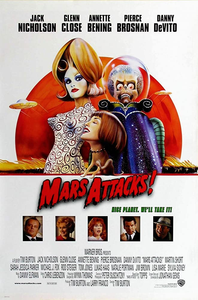 Mars Attacks! (1996)