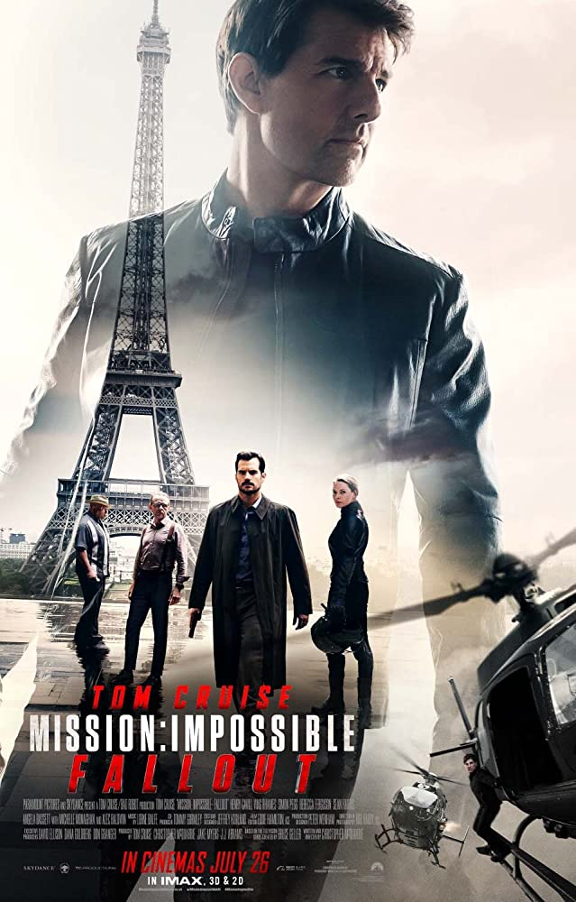 Mission Impossible  Fallout (2018)