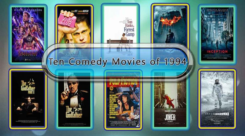 Ten Movies Like The Shawshank Redemption (1994)