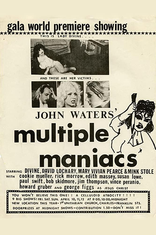 Multiple Maniacs (1970)