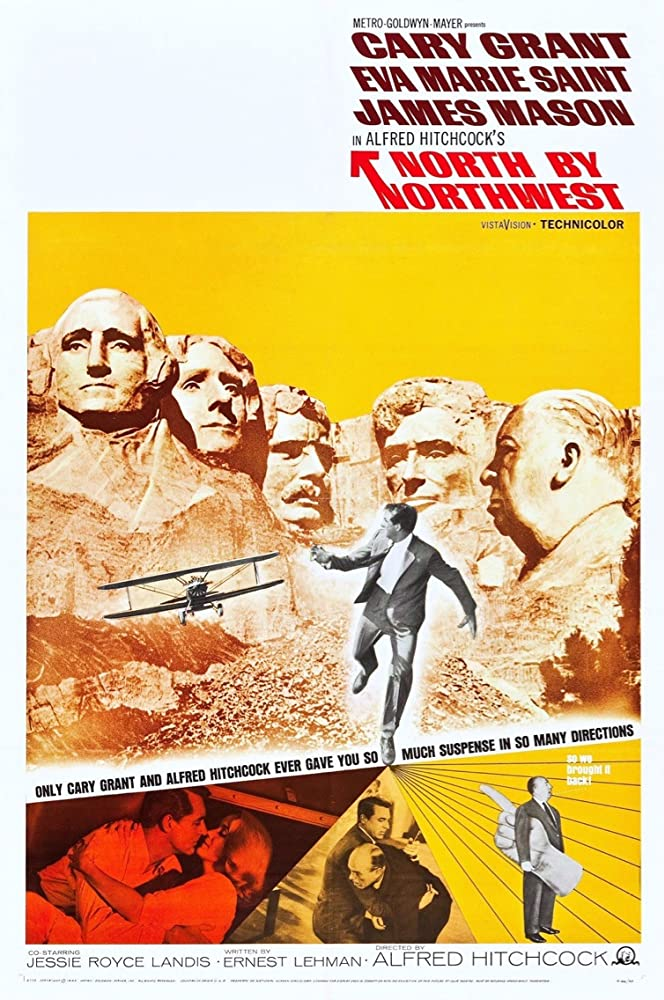 North by Northwest (1959)