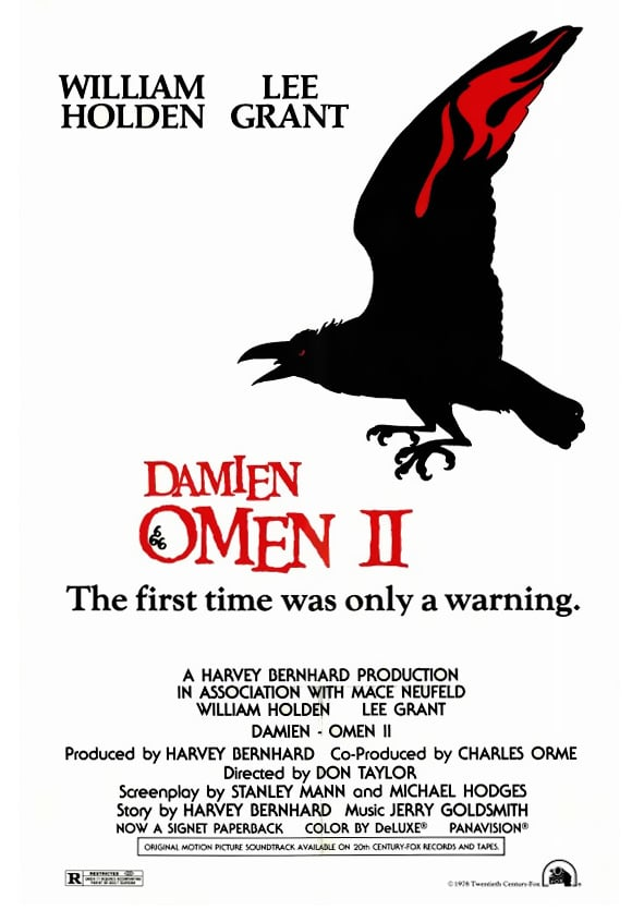 Omen II Damien (1978)