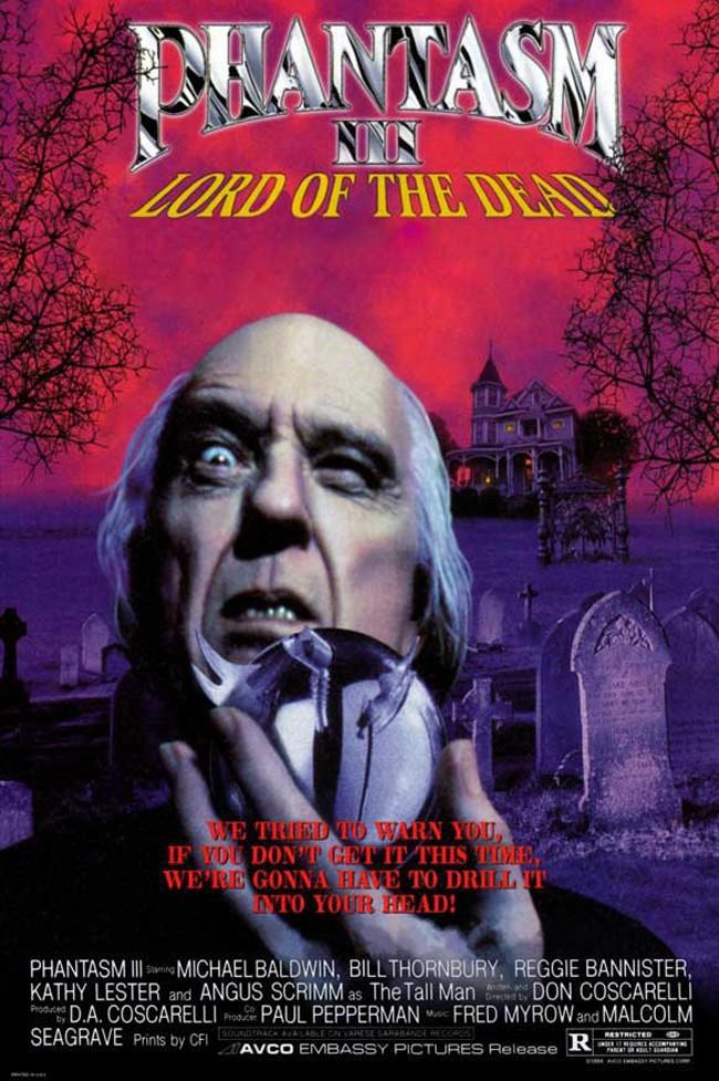 Phantasm III Lord of the Dead (1994)