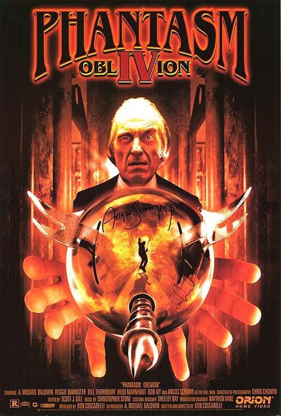 Phantasm IV Oblivion (1998)
