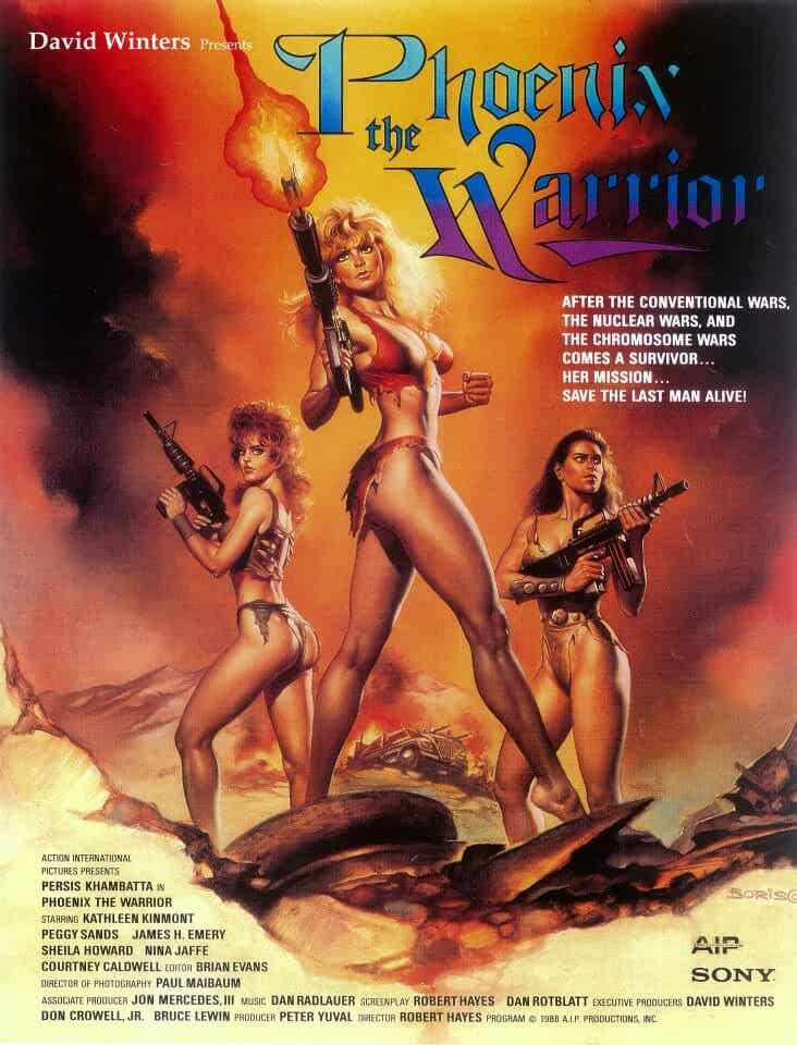 Phoenix the Warrior (1988)