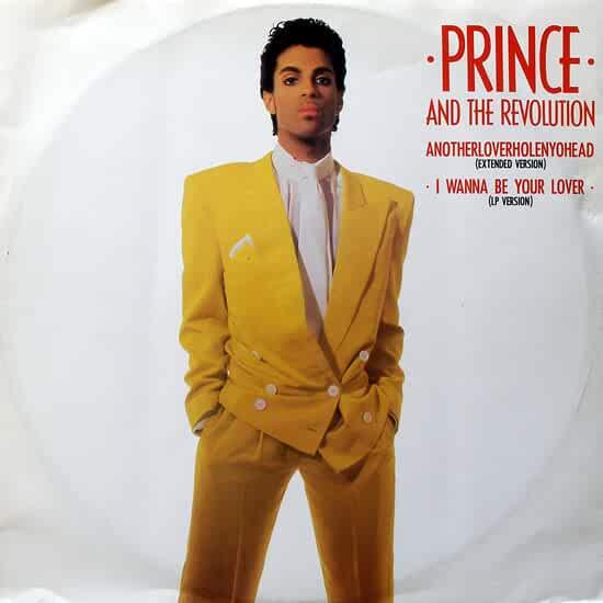 Prince: Anotherloverholenyohead (1986)