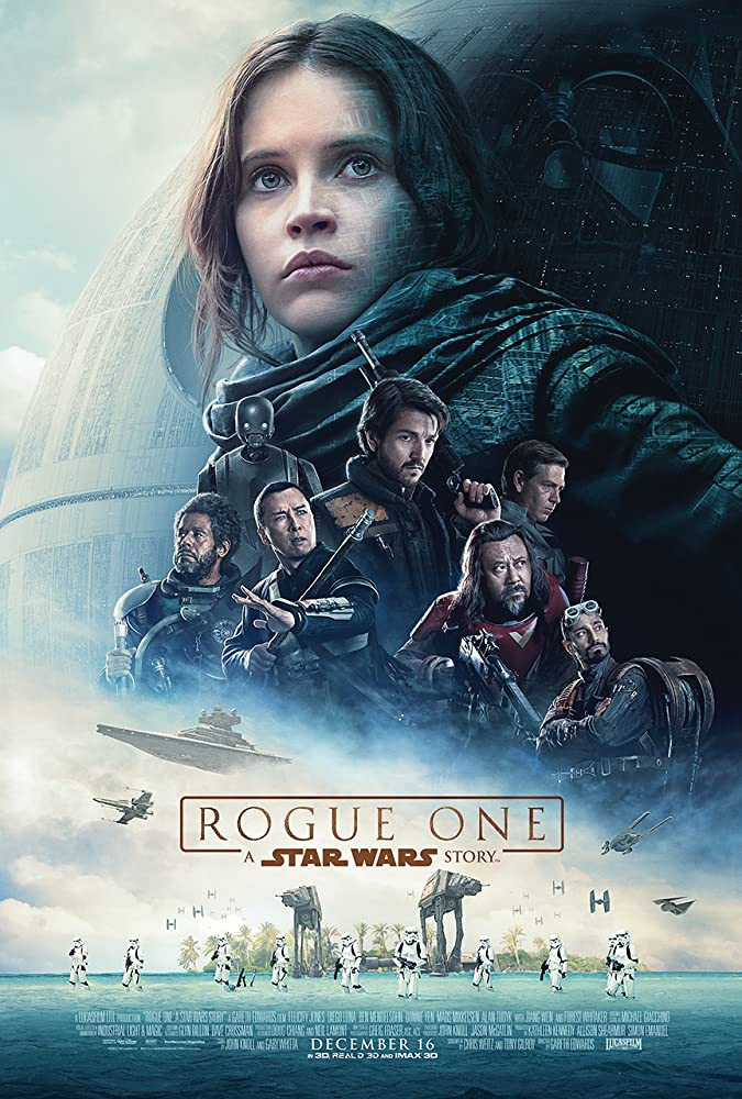 Rogue One A Star Wars Story (2016)