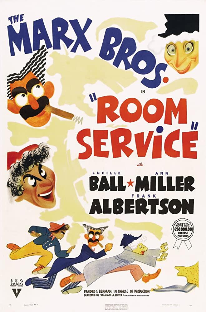 Room Service (1938)