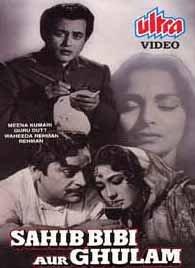 Sahib Bibi Aur Ghulam (1962)