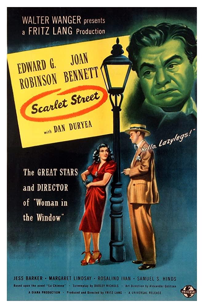 Scarlet Street (1945)