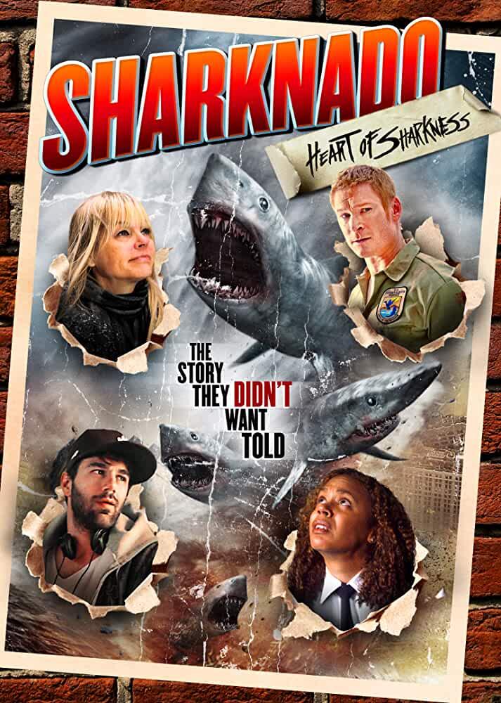 Sharknado: Heart of Sharkness (2015)