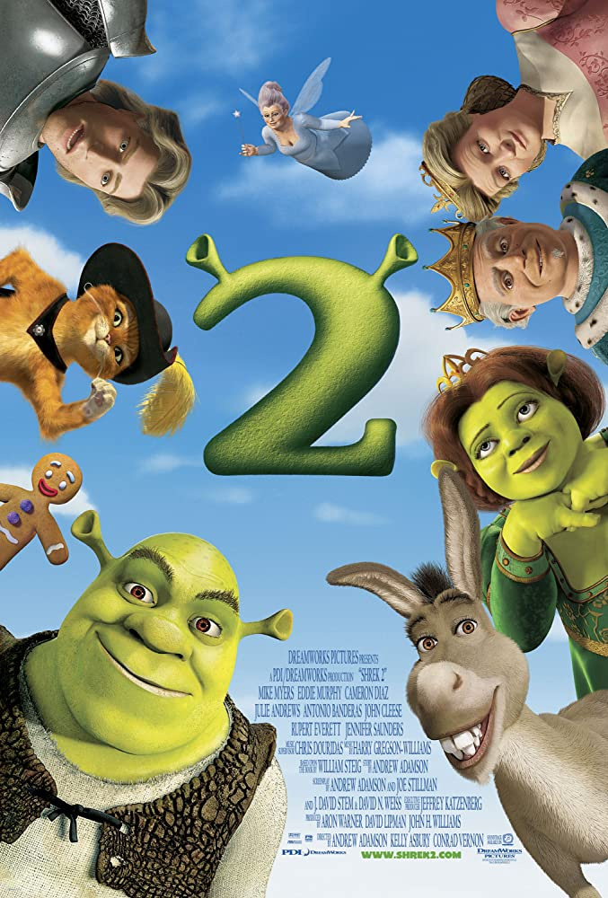 Shrek 2 (2004)