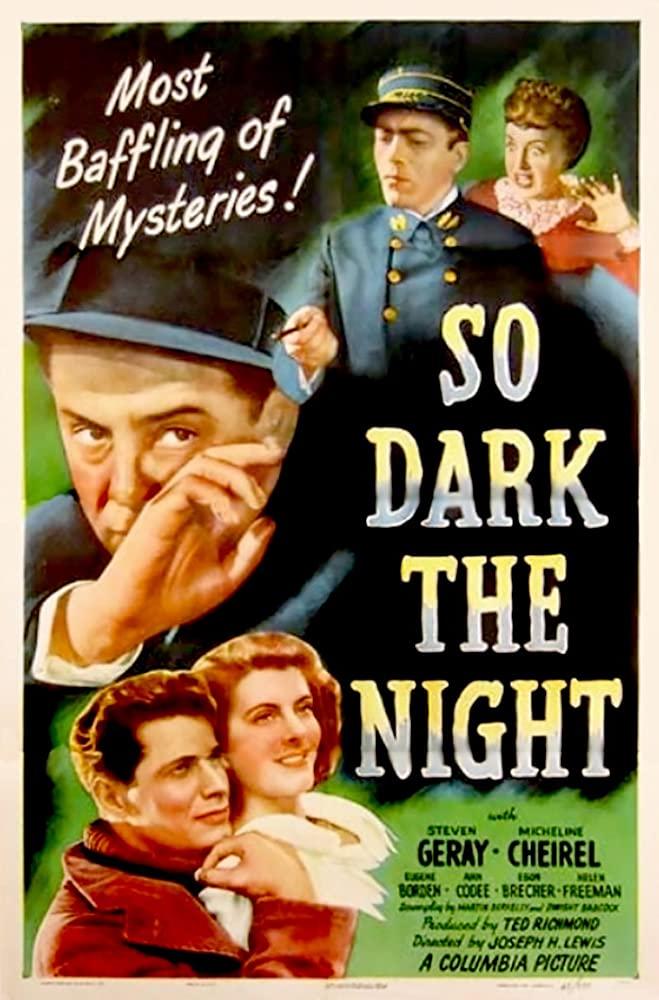 So Dark the Night (1946)