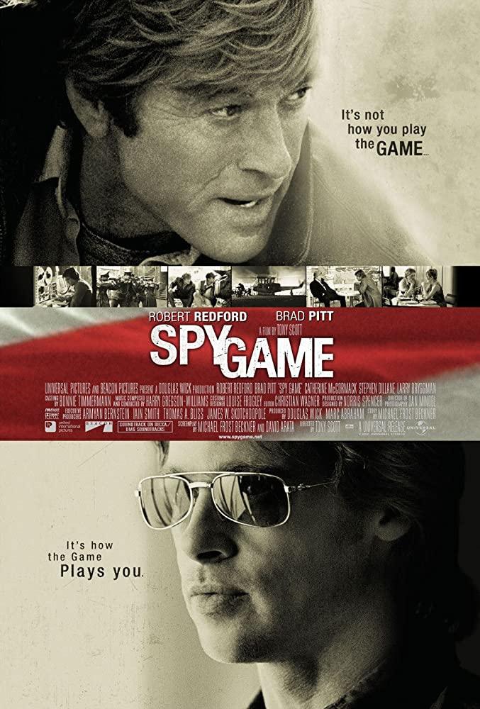 Spy Game (2001)