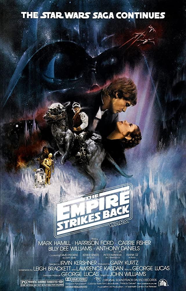 Star Wars Episode V - The Empire Strikes Back (1980)