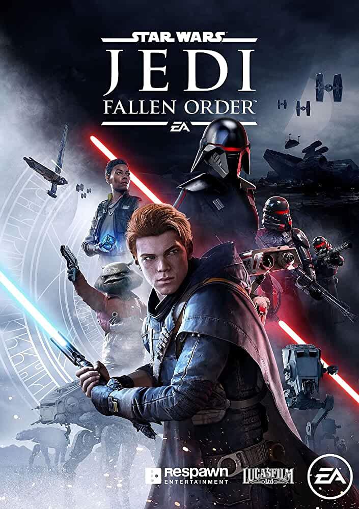 Star Wars Jedi: Fallen Order (2019)