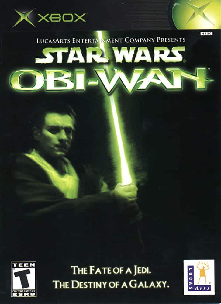Star Wars: Obi-Wan (2001)