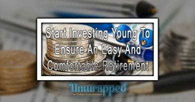 Start Investing Young To Ensure An Easy And Comfortable Retirement