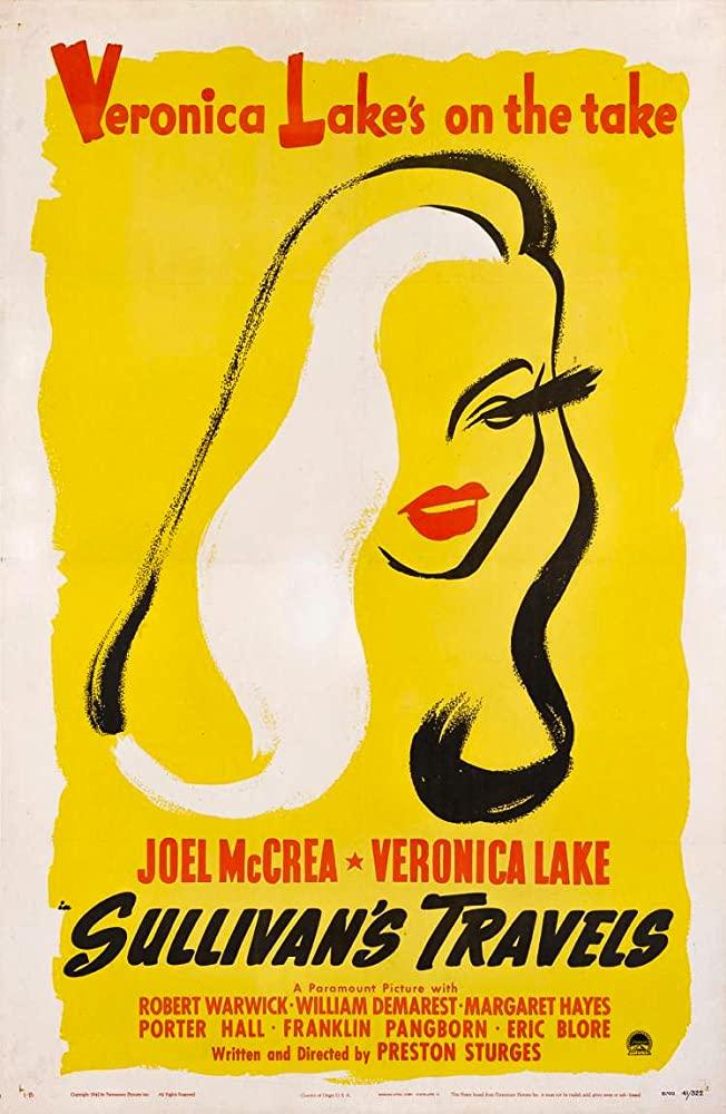 Sullivan's Travels (1941)