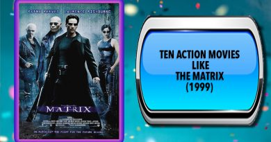 Ten Action Movies Like The Matrix (1999)