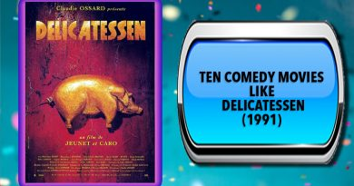 Ten Comedy Movies Like Delicatessen (1991)
