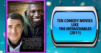Ten Comedy Movies Like The Intouchables (2011)