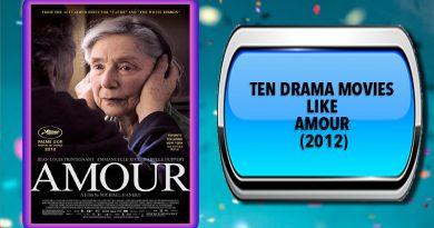 Ten Drama Movies Like Amour (2012)