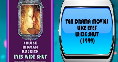 Ten Drama Movies Like Eyes Wide Shut (1999)