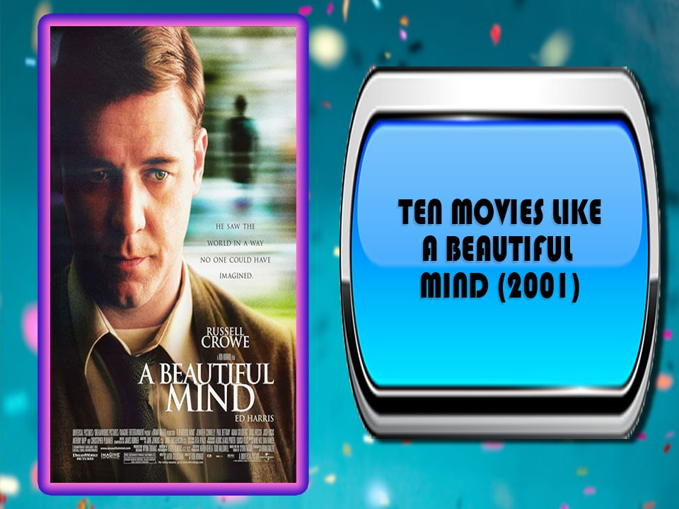 Ten Movies Like A Beautiful Mind (2001)
