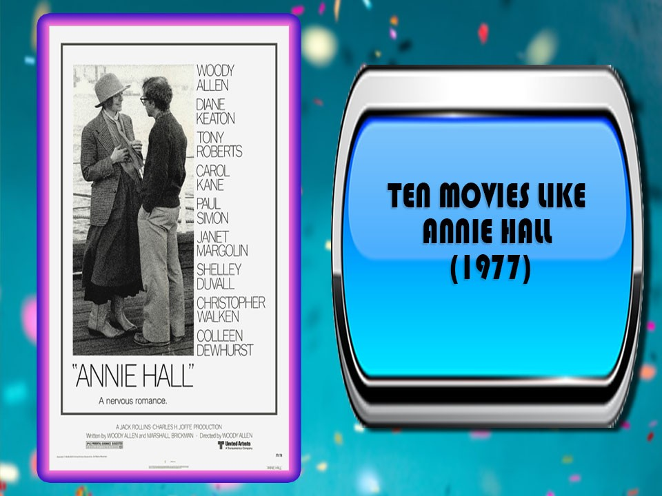 Ten Movies Like Annie Hall (1977)