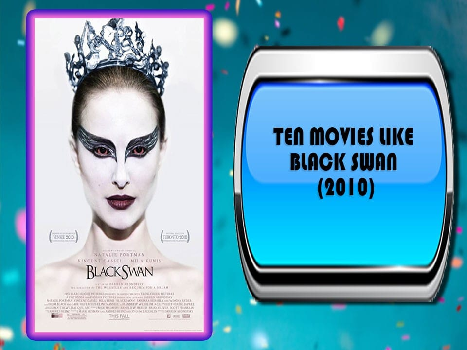 Ten Movies Like Black Swan (2010)