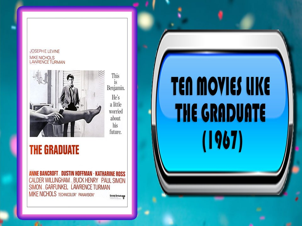 Ten Movies Like The Graduate (1967)