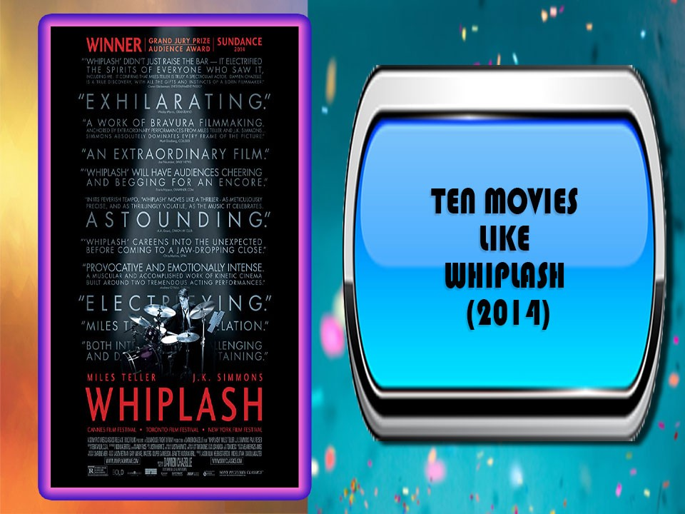 Ten Movies Like Whiplash (2014)