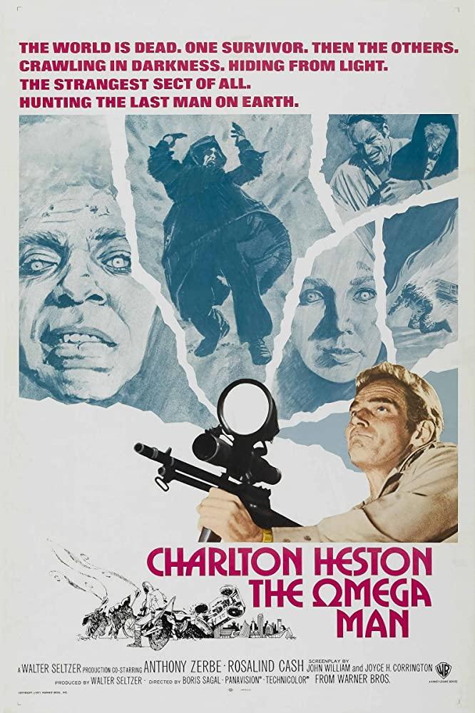 The Ωmega Man (1971)