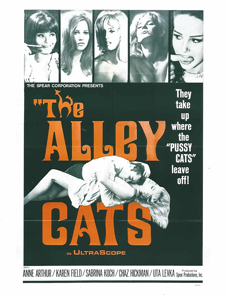 The Alley Cats (1966)