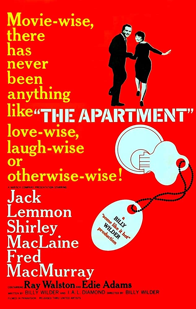 2. The Apartment (1960)